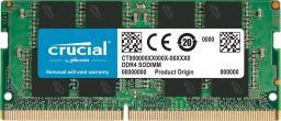 Pamięć do laptopa Micron SODIMM PC4 4GB (PC4-3200AA-SC0-11) - demontaż