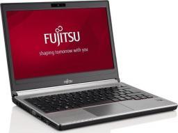Laptop Fujitsu E746 i5-6300u 8GB 120 GB HD Win 10 PRO COA