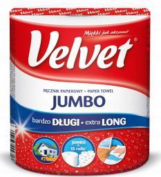 Velvet ręcznik papierowy Jumbo