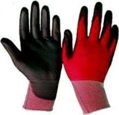 Rękawice robocze Bird Red czerwone rozmiar 10 (R446CZERW10)