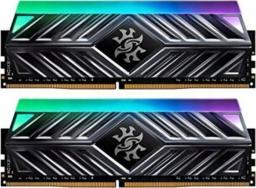 Pamięć ADATA XPG SPECTRIX D41, DDR4, 16 GB, 3200MHz, CL16 (AX4U320038G16A-DT41)