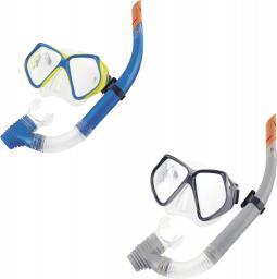 Bestway Maska z rurką do nurkowania szkła hartowane Ocean Diver (24003)