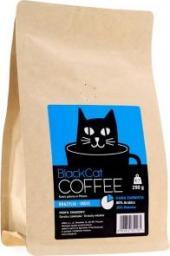 Black Cat 80% Arabika 20% Robusta 250g. Wypalana w Polsce