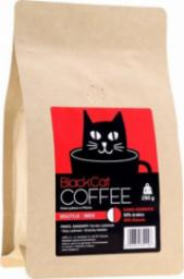 Black Cat 50% Arabika 50% Robusta 250g. Wypalana w Polsce