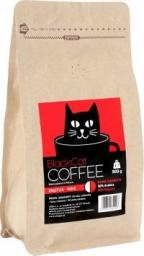 Black Cat 50% Arabika 50% Robusta 500g. Wypalana w Polsce