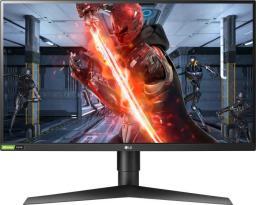 Monitor LG UltraGear 27GL83A-B