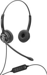 Słuchawki z mikrofonem Axtel MS2 duo NC
