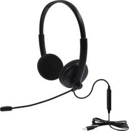 Słuchawki z mikrofonem Mozos MTX1091ECO