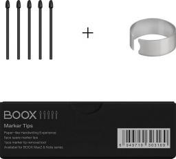 Onyx Końcówki do rysika Boox Max 2/Note/Nova 5 sztuk