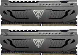 Pamięć Patriot Viper Steel, DDR4, 64 GB,3000MHz, CL16 (PVS464G300C6K)