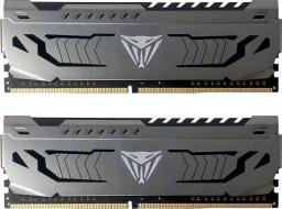Pamięć Patriot Viper Steel, DDR4, 32 GB, 3600MHz, CL18 (PVS432G360C8K)