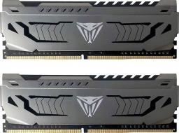 Pamięć Patriot Viper Steel, DDR4, 32 GB,3600MHz, CL18 (PVS432G360C8K)