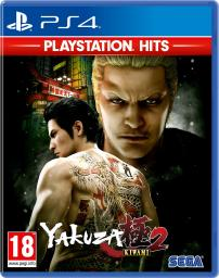 Yakuza Kiwami 2 - PLAYSTATION  HITS