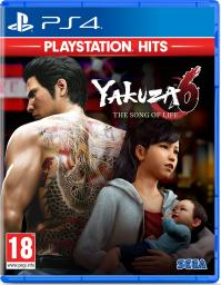Yakuza 6: The Song of Life - PLAYSTATION HITS