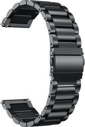 Alogy Stainless steel Galaxy Watch Active 2 czarna