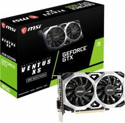 Karta graficzna MSI GeForce GTX 1650 D6 Ventus XS OC 4GB GDDR6 (GTX 1650 D6 VENTUS XS OC)