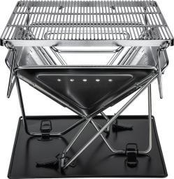 Red Bird składany grill węglowy + torba do przechowywania (RBG001)