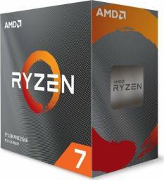Procesor AMD Ryzen 7 3800XT, 3.9GHz, 32 MB, BOX (100-100000279WOF)