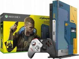 Microsoft Xbox One X 1TB + Cyberpunk
