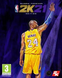 NBA 2K21 Mamba Forever Edition