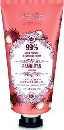 Vellie Japan Krem do rąk Rambutan nawilżający 50ml