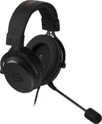 Słuchawki SPC Gear Viro Plus Karta USB 7.1 (SPG046)