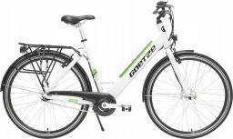 Goetze Rower elektryczny eTOUR 28'' 3B biały