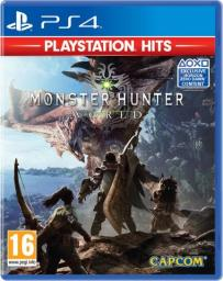 Monster Hunter: World PLAYSTATION HITS