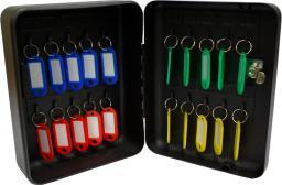 VeroTech szafka na 20 kluczy z zawieszkami (VB-210)