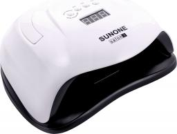 Sunone Salon 3 Lampa UV LED 80W czarno biała