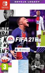 Fifa 21 Edycja Legacy Nintendo Switch