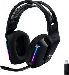 Słuchawki Logitech G733 Lightspeed black  (981-000864)