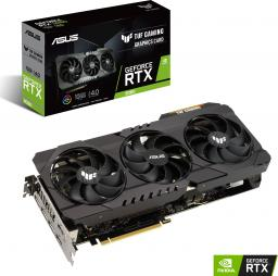 Karta graficzna Asus TUF GeForce RTX 3080 Gaming 10GB GDDR6X (TUF-RTX3080-10G-GAMING)
