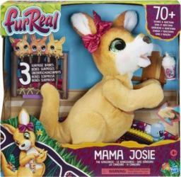 Hasbro Interaktywny Kangur Mama Josie żółty (E6724)