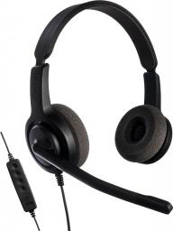 Słuchawki z mikrofonem Axtel Voice UC28 duo NC (AXH-V28UCD)