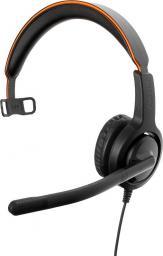 Słuchawki z mikrofonem Axtel Voice UC40 Mono NC (AXH-V40UCM)