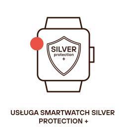 Folia + usługa zabezpieczenia Smartwatcha Folią HD Ultra