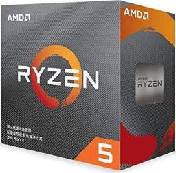 Procesor AMD Ryzen 5 3500X, 3.6GHz, 32 MB, BOX (100-100000158BOX)