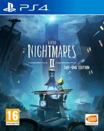 Little Nightmares 2 d1 Edition PS4