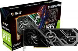 Karta graficzna Palit GeForce RTX 3090 GamingPro 24GB GDDR6X (NED3090019SB-132BA)