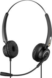Słuchawki z mikrofonem Sandberg Office Headset Pro Stereo (126-13)