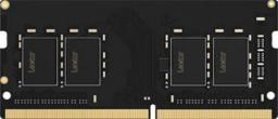 Pamięć do laptopa Lexar SODIMM, DDR4, 16 GB, 2666 MHz, CL19 (LD4AS016G-R2666G)