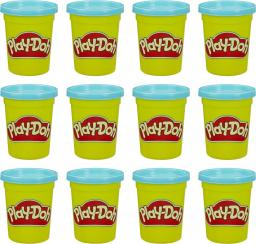 Hasbro Play-Doh 12 Pack Case Of Blue (E4827)