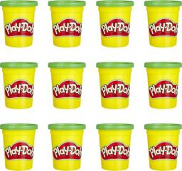Hasbro Play-Doh 12 Pack Case Of Green (E4828)