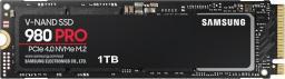 Dysk SSD Samsung 980 PRO 1 TB M.2 2280 PCI-E x4 Gen4 NVMe