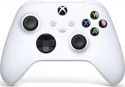Gamepad Microsoft Xbox Series Controller Robot White (QAS-00002)
