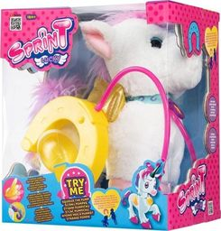 Tm Toys Sprint piesek Lucky biały