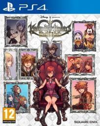 Kingdom Hearts: Melody of Memory PS4