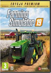 Farming Simulator 19 Edycja Premium PC