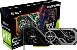 Karta graficzna Palit GeForce RTX 3070 GamingPro OC 8GB GDDR6 (NE63070S19P2-1041A)